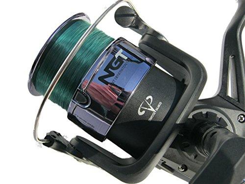Hunter Pro 10' Carbon-X Complete Beginners Starter Float Match Fishing Kit Rod, NGT TZ40R Reel With Line, Tackle, Rod Rest & Catapult Set