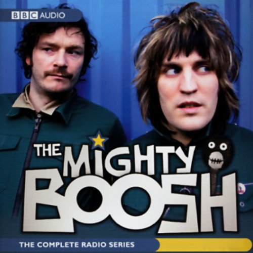 The Mighty Boosh cover art