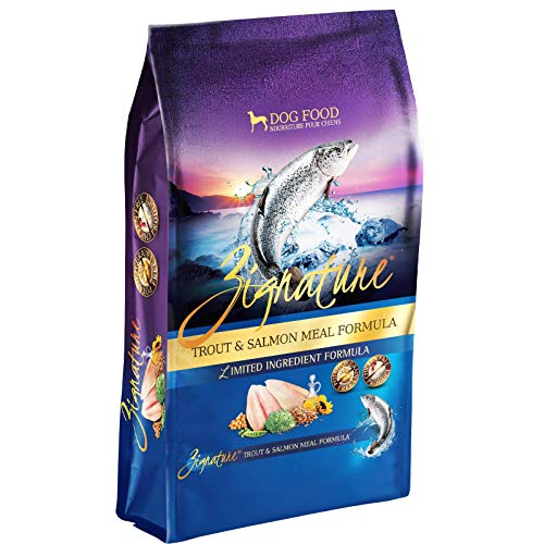 Zignature Trout And Salmon Meal Formul