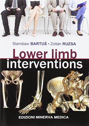 Lower limb interventions