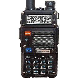 BaoFeng BF-F8HP (UV-5R 3rd Gen) 8-Watt Dual Band Two-Way Radio...