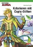 How To Draw Manga: Kolorieren mit Copic-Stiften - Midorihana Yasaiko
