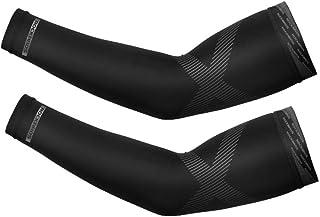 ROCKBROS(ロックブロス)アームカバー 冷感 アームスリーブ 滑り止め UVカット 腕カバー 吸汗速乾 日焼け止め サイクル 釣り スポーツ用 メンズ レディース 夏 シリコン付き