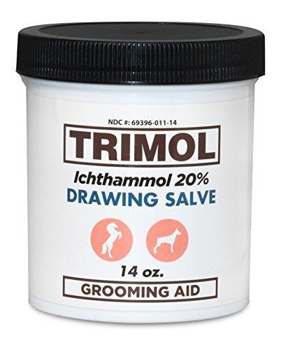 TRIMOL Ichthammol 20% Ointment (14 oz) (Drawing Salve)