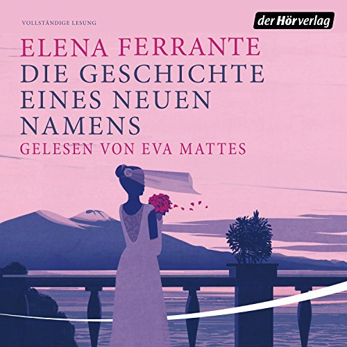 Die Geschichte eines neuen Namens     Die Neapolitanische Saga 2              By:                                                                                                                                 Elena Ferrante                               Narrated by:                                                                                                                                 Eva Mattes                      Length: 18 hrs and 12 mins     7 ratings     Overall 5.0