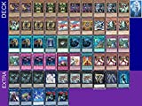 YUGIOH Tournament Ready Battlin' Boxer Deck with Complete Extra Deck and exclusive Phantasm Gaming Token