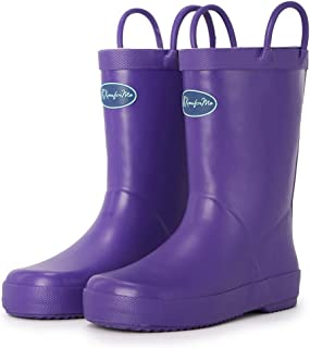 Best kids red rain boots Reviews