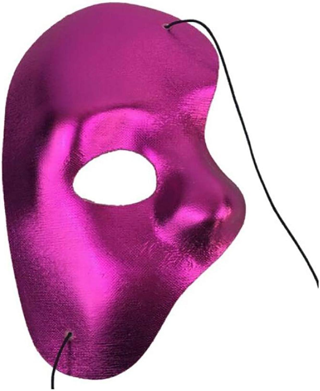 Maske Maskerade halbes Gesicht B07P3Z7SHR Neuartiges Design     | Gemäßigten Kosten