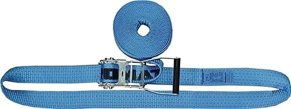 PROMAT sjorband DIN EN 12195-2 L.8m B.50mm met ratel LC