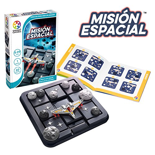 smart games- Misión Espacial, Multicolor (SG426ES)