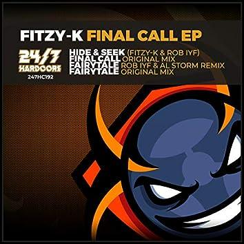 Final Call EP
