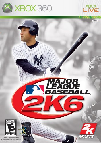 Major League Baseball 2K6 - Xbox 360 by 2K
