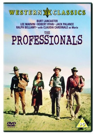 The Professionals [DVD] [2003]