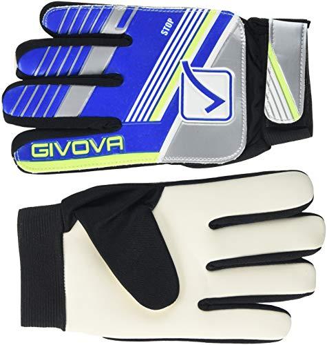 Givova,  handschuh stop  torhüter, grau/türkis, 6
