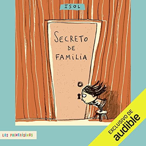 Diseño de la portada del título Secreto de familia