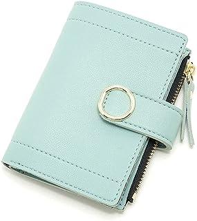 GUMAOPAJIAAAqb Monederos de Mujer, New Fashion Women's Wallet Short Women Coin Purse Wallets For Woman Card Holder Small L...