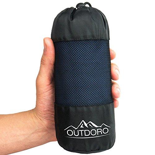 Outdoro -   Hüttenschlafsack,