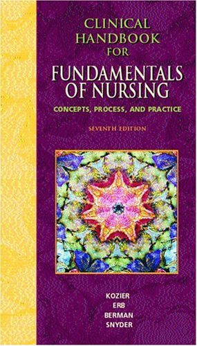 Clinical Handbook for Fundamentals of Nursing: Concepts, Process, and Practice
