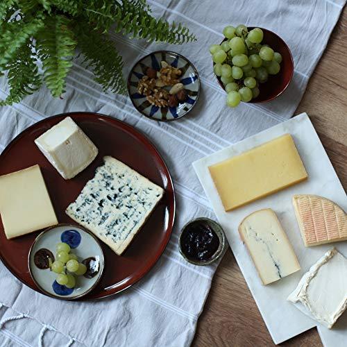okäse Käseplatte Probierpaket - Nur das Beste, 7 verschiedene Sorten Käse   Präsentkorb   Geschenk