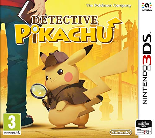 Desconocido Detective Pikachu