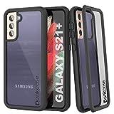 Punkcase Galaxy S21 Plus Case [Spartan Series] Clear Rugged
