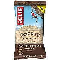 12-Pack Clif Dark Chocolate Mocha Energy Bars