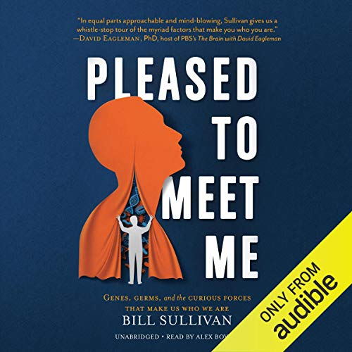 Pleased to Meet Me audiobook cover art