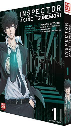 Inspector Akane Tsunemori - Band 01
