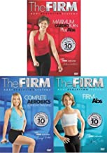 The Firm - Body Sculpting System 2 - Firm Abs / Complete Aerobics & Weight Training / Maximum Cardio Burn Plus Abs(3pack)