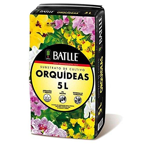 Sustrato Orquídeas 5 L