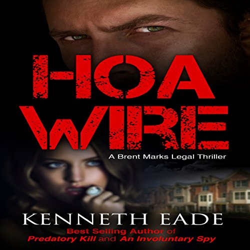 HOA Wire audiobook cover art