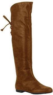 Más asequible botas en Cuero Modelo Dalia de Hgilliane Design EU 33 33 33 a 44 Cuidado Solamente con MEDICIONES del PIE  alto descuento