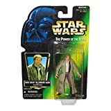Figura de acción de Han Solo in Endor Gear * con pistola Blasster * Star Wars 1996 The Power of the Force
