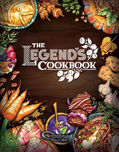The Legend's Cookbook (English Edition)