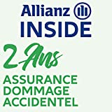 Allianz Inside, 2 Ans Assurance dommage accidentel pour pour Les Produits Automobiles, de 100,00 € à 149,99 €