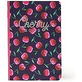 Legami A6NOT0020 - Quaderno a Righe, Small, Multicolore (Cherry Bomb)