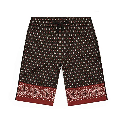 Dolce & Gabbana Logo Swim Shorts 24/30 Black