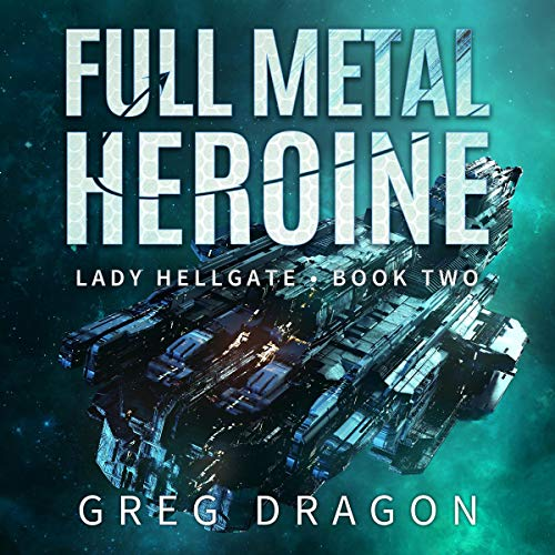 Full Metal Heroine audiobook cover art