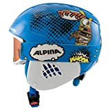 ALPINA Carat Set, Casco da Sci Boys, Disney Donald Duck, 51-55...