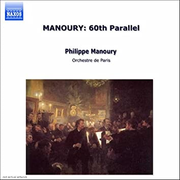 MANOURY: 60th Parallel