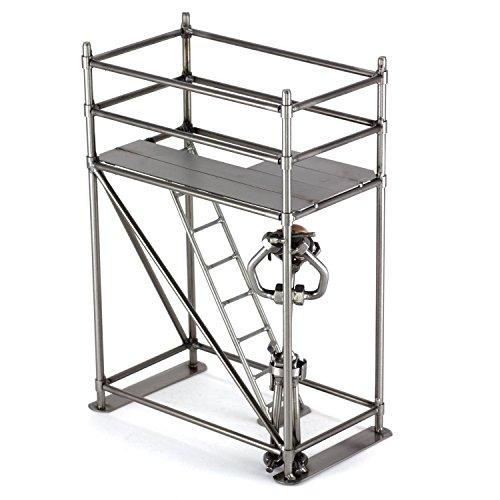 Steelman24 Constructor DE Andamios - Escultura DE Metal
