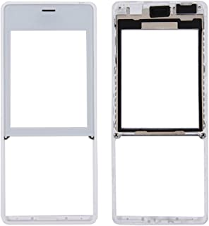 Advanced Compatible With Nokia 515 Front Cover (Color : White)