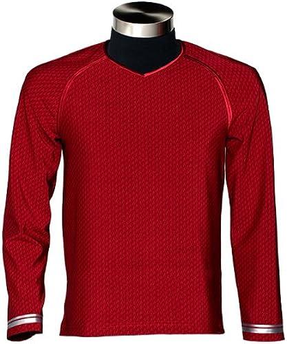 Garantía 100% de ajuste Star Trek The Movie Scotty's rojo rojo rojo Tunic Small  Con 100% de calidad y servicio de% 100.