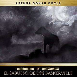 El Sabueso de los Baskerville audiobook cover art