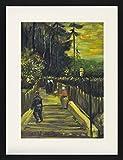 1art1 Vincent Van Gogh - Kleiner Weg Am Montmartre, 1886