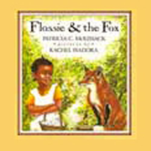 Flossie and the Fox cover art