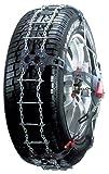 MAGGI - CATENE DA NEVE PER AUTO LINEA TRAK 4X4-SUV GRUPPO LT51 MISURE CON R15, R16, R17, R18, R19,...