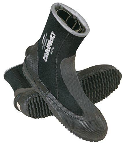 Camaro Tauchfüsslinge Diving Boot Classic, Schwarz, 46/47