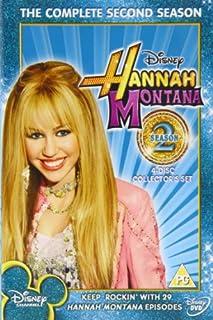 Hannah Montana: The Complete Second Season (4-Disc Collector's Set) [Season 2] [DVD] [PAL] [UK] (B005MO726E) | Amazon price tracker / tracking, Amazon price history charts, Amazon price watches, Amazon price drop alerts