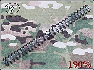 BigDragon PDI スタイル 190% アップグレード カスタム スプリング // マルイ各社 電動ガン ハイサイクル 流速 M4 M16 MP5 G36 G3 LMG SR25 SVD BD4510